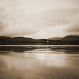 Cloudy Skies Over Loch Etive Photographie