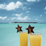 Tropical Cocktails Photographic Print