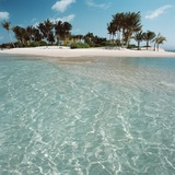 Shallow Water Near Beach Photographic Print