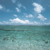 Shallow Area of the Ocean Photographic Print