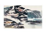 Image of Bitan Giclee-trykk av Chi Wen