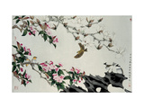 Spring Flowers Giclee Print by Hsi-Tsun Chang
