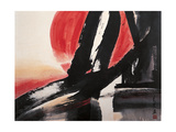 Sunset Giclee Print by Chi Wen