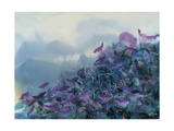 Song of the flower Giclee Print by Pihua Hsu