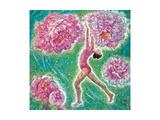 Beautiful Figure Giclée-Druck von Danni Ye