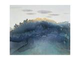 Clouds at Dusk Lámina giclée por Yunlan He