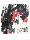 Peaches 1 Giclee Print by Deng Jiafu