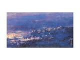 Elapsing Night Giclee Print by Chingkuen Chen
