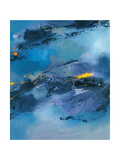 Mind as a Sea 2 Giclee-trykk av Pihua Hsu