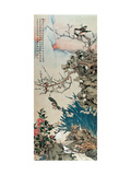 Spring Birds in the Valley Giclee Print by Hsi-Tsun Chang
