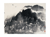 In the Mountain Giclee Print by Deng Jiafu