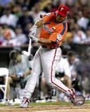 2005 Bob Abreu - All Star Game /  Swing Photo