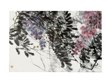In the Spring Breeze Giclee Print by Wanqi Zhang