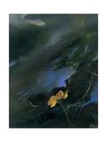 Anticipation Giclee-trykk av Pihua Hsu