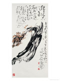 Old Cypress Reproduction proc&#233;d&#233; gicl&#233;e par Deng Jiafu