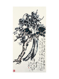 Cypress and Pine Giclee Print by Deng Jiafu