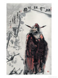 Chung Kuei in the Snow Reproduction procédé giclée par Shuli Wang