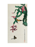 Holiday Cactus Giclee Print by Hsi-Tsun Chang