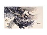 Banana Trees Giclee Print by Haizann Chen