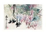 Le printemps arrive Impression giclée par Haizann Chen