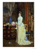 Indecision Giclee Print by Charles Baugniet
