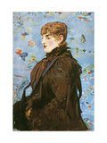 Autumn (Mery Laurent), 1882 Giclee Print by Édouard Manet