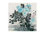 Rain in Sunny Day Giclee Print by Wanqi Zhang
