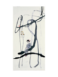 Woman on a Swing Giclee Print by Zui Chen