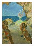 The Ballet Dancer, 1891 Premium Giclee Print by Edgar Degas