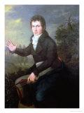 Ludvig Van Beethoven (1770-1827), 1804 Giclee Print by Willibrord Joseph Mahler