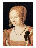Young Venetian Woman Giclee Print by Albrecht Dürer