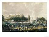 The Storming of Chapultepec, 13th September 1847 Giclee Print