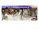 A Dedication to Bacchus, 1889 Giclee Print by Sir Lawrence Alma-Tadema