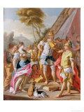 Classical Scene Giclee Print by Francesco de Mura