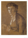 Self Portrait, 1802 Giclee Print by Philipp Otto Runge
