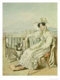 Portrait of Princess Natalia Golitsin, 1822-26 Giclee Print by Aleksandr Pavlovich Bryullov