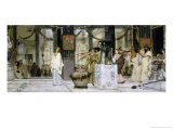 The Vintage Festival in Ancient Rome, 1871 Giclee Print by Sir Lawrence Alma-Tadema