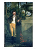 John Charles, 3rd Earl Spencer Giclee Print by Sir George Hayter