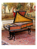 Harpsichord, 1634 Giclee Print by Jan or Joannes Ruckers