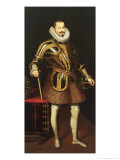 Portrait of the Duke of Lerma Giclee Print by Don Juan Carreño de Miranda