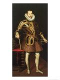 Portrait of the Duke of Lerma Giclee Print by Don Juan Carreño de Miranda