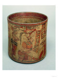 Mayan Vessel, Nebaj, Alta Verapaz, Guatemala, Ad700-800 Giclee Print