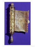 Megillah (Scroll of Esther) in a Silver Case, Vienna, circa 1715 Giclee Print