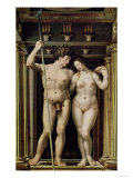 Neptune and Amphitrite, 1516 Giclee Print by Jan Gossaert