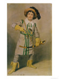 "George Smith (1777-1836) as Schampt in ""The Woodman's Hut"" by W.H. Arnold at the Drury Lane Theatre Giclee Print by Samuel de Wilde"
