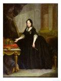 Maria Theresa (1717-80) Empress of Austria Giclee Print by Anton von Maron