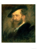 Portrait of Francesco Bassano (1549-92) Giclee Print by Domenico Robusti