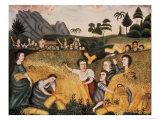 Ark of the Covenant Giclee Print by Erastus Salisbury Field