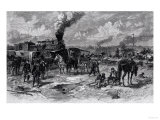 "After the Battle of Seven Pines, June 1862, from ""Battles and Leaders of the Civil War"" Giclee Print"