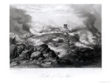 The Battle of Chapultepec, 1847 Giclee Print by Hammatt Billings